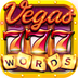 ‎Vegas Downtown Slots & Words