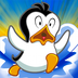 ‎Racing Penguin: Slide and Fly!